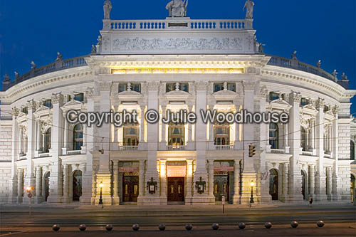 photo showing Burgtheater, Vienna