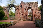 Thumbnail image of St Johns Church ruins, Chester