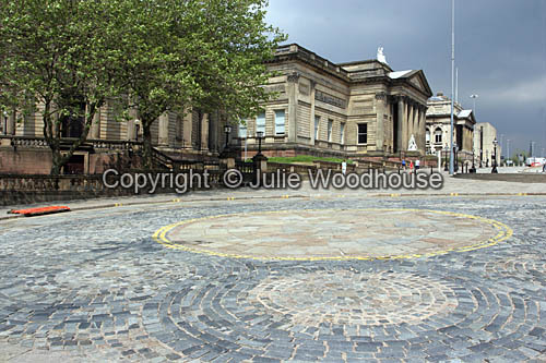 photo showing William Brown Street And Walker Art Gallery, Liverpool