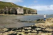 North Landing, Flamborough, East Yorkshire