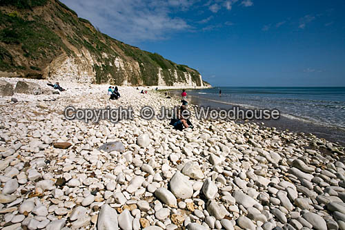 photo showing Danes Dyke Beach, Near Bridlington  East Yorkshire