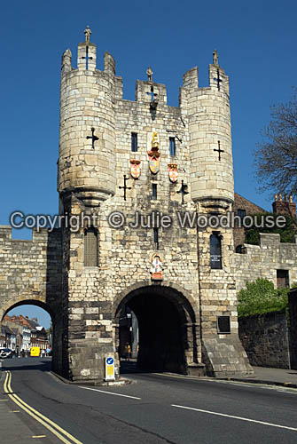photo showing Micklegate Bar Museum, York