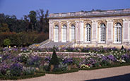 Garden Of The Grand Trianon, Chateau De Versaille,  Paris