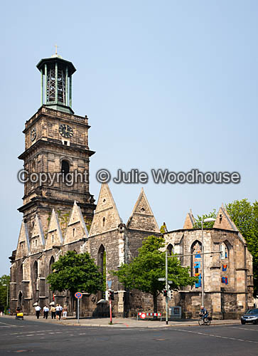 photo showing Aegidien Church, Hannover, Lower Saxony, Germany