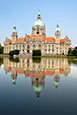 Thumbnail image of Neues Rathaus, Hannover, Lower Saxony, Germany