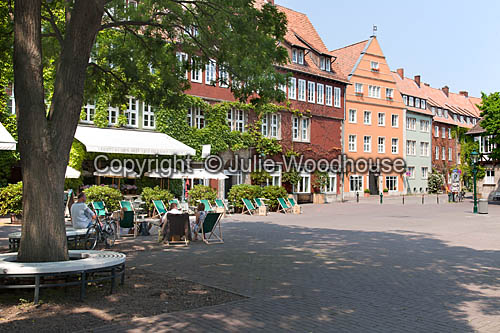 photo showing Altstadt, Ballhof, Hannover, Lower Saxony, Germany