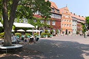 Thumbnail image of Altstadt, Ballhof, Hannover, Lower Saxony, Germany