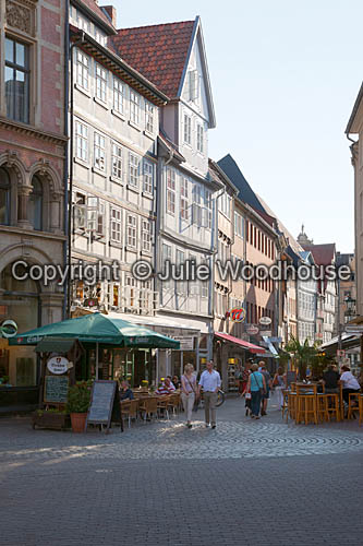 photo showing Altstadt, Kramerstrasse, Hannover, Lower Saxony, Germany