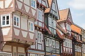 Thumbnail image of Timber frame buildings on Am Heiligen Kreuz, Celle, Lower Saxony, Germany