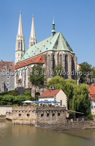 photo showing St Peter And Paul Church, Goerlitz, Saxony, Germany