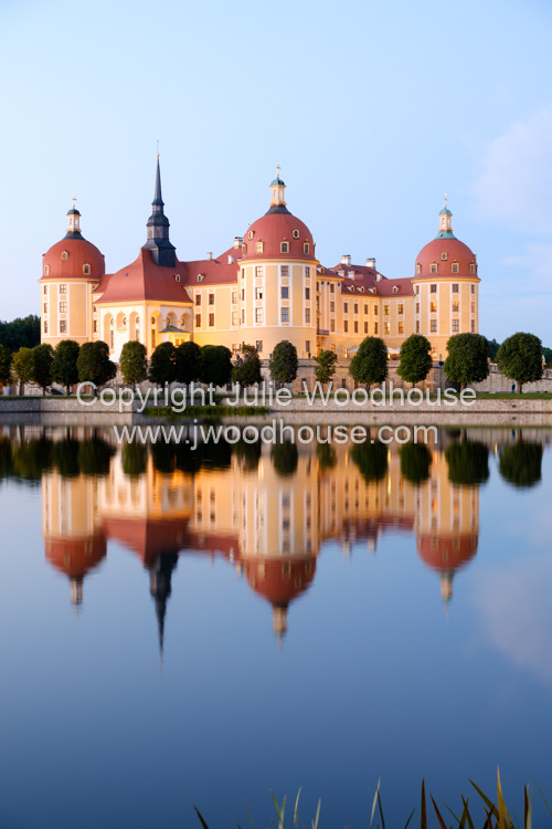 photo showing Moritzburg Palace, Saxony, Germany