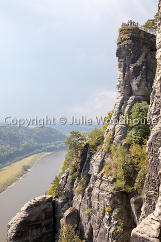 photo showing Bastei, Saxony, Germany