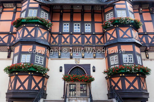photo showing Rathaus, Wernigerode, Saxony Anhalt, Germany