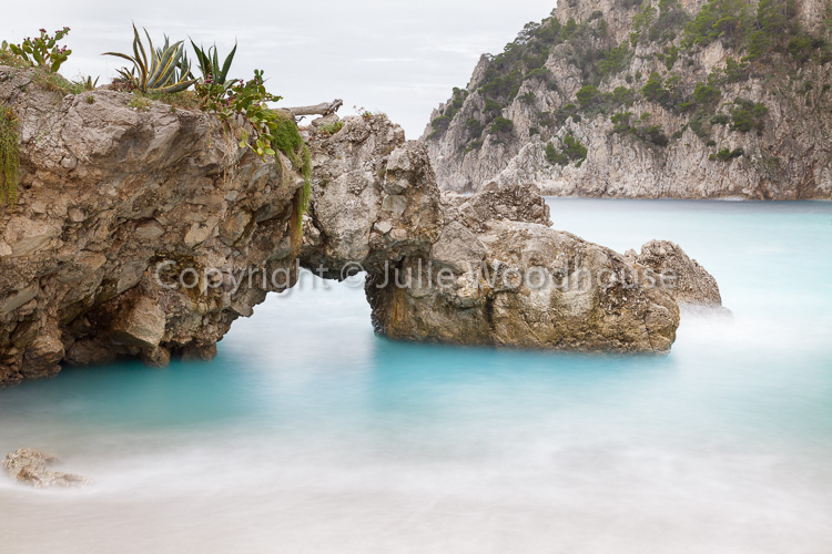 photo showing Sirens Rock, Capri, Campania, Italy
