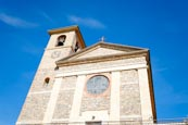 Church Of Stella Maris, Tellaro, Gulf Of La Spezia, Liguria, Italy