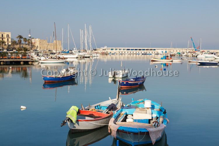 photo showing Harbour, Bari, Puglia, Italy