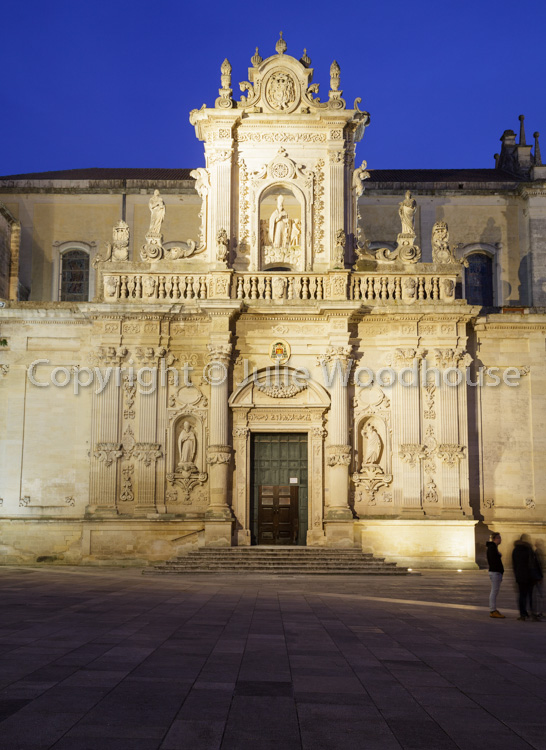 photo showing Cathedral, Lecce, Puglia, Italy