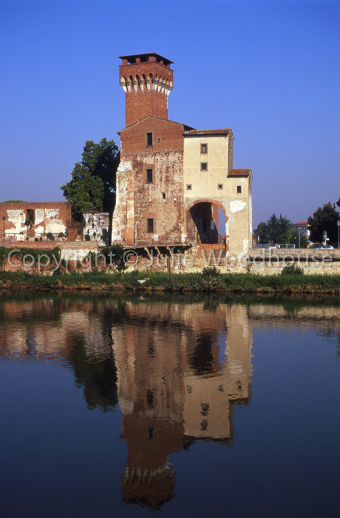 photo showing Tower, Old Citadel, Pisa