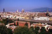 View From Piazzale Michelangelo, Florence