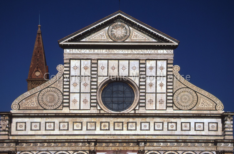 photo showing Santa Maria Novella, Florence
