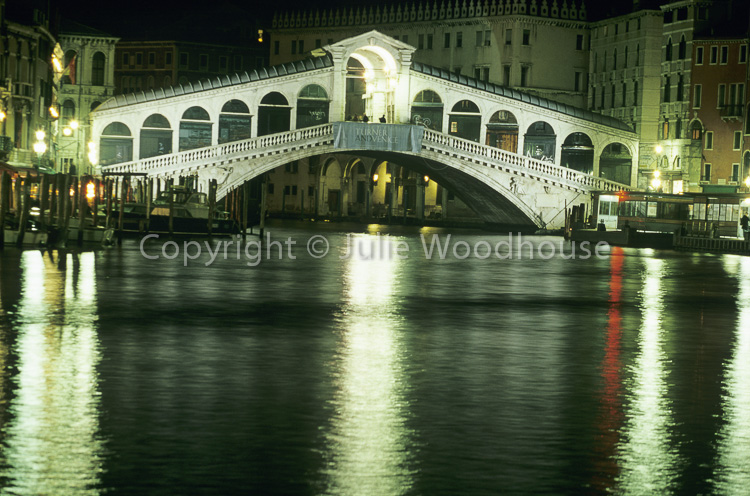 photo showing Rialto Bridge, Venice