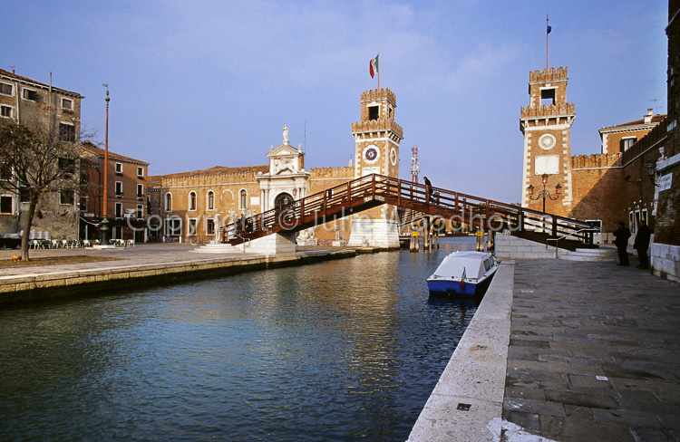 photo showing Arsenale, Venice, Italy
