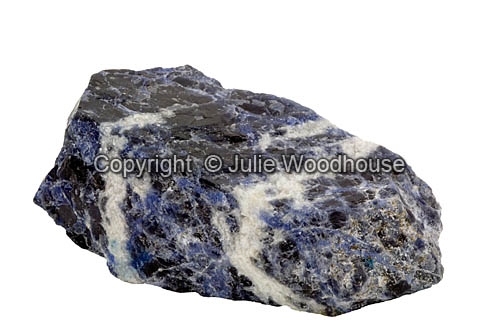 photo showing Sodalite