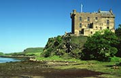 Dunvegan Castle, Skye, Scotland