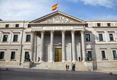 Spanish Congress Of Deputies, Madrid, Spain