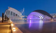 Thumbnail image of The City of Arts and Sciences,  Science Museum Prince Philip and  The Hemisferic, Valencia, Spain